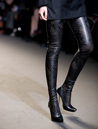 Stella McCartney Boot-Tights
