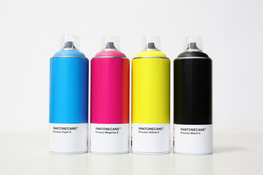 Mixing Spray Paint Cans