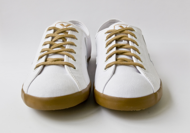 Merci x Veja: Organic Shoes For Charity