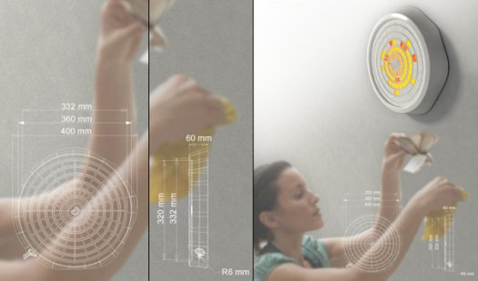 Green Ring Checks Air Quality At Home 2