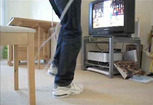 Nike Wii Hack