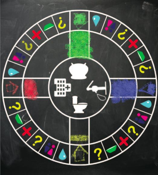 Little Village Board Game