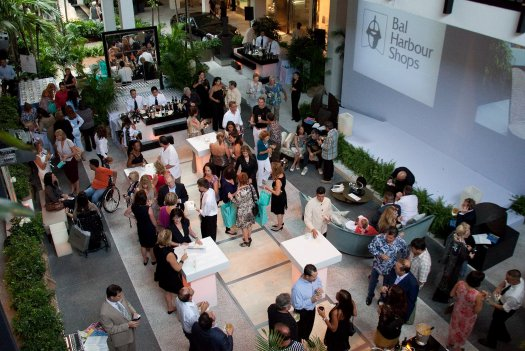 Guests Needed Klout Score Of Over 40 To Get Into Fashion's Night Out Party