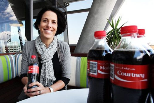 'Share A Coke' Campaign Puts Names On Coca-Cola Bottles And Cans