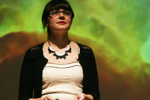 Ariel Waldman, SpaceHack.org: Can We Hack Space So Everyone Can Explore The Cosmos?