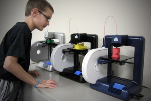 Buy a design for 99 cents to 3d print toy robots at home - Buy 3d printed house ...