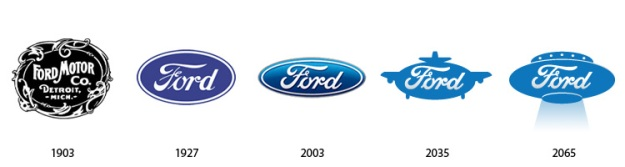 What Could Famous Logos Look Like In 100 Years? [Pics]