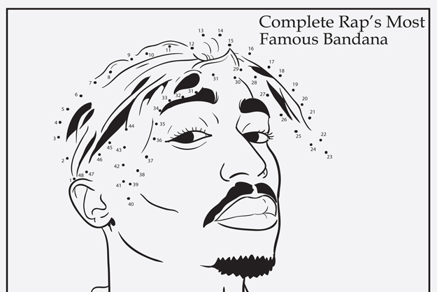 Rap Icon Releases Coloring Book For Grown Ups Pics