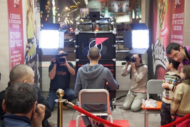 Russian KFCs Set Up Film Studios For Customer-Created Commercials [Video] |
