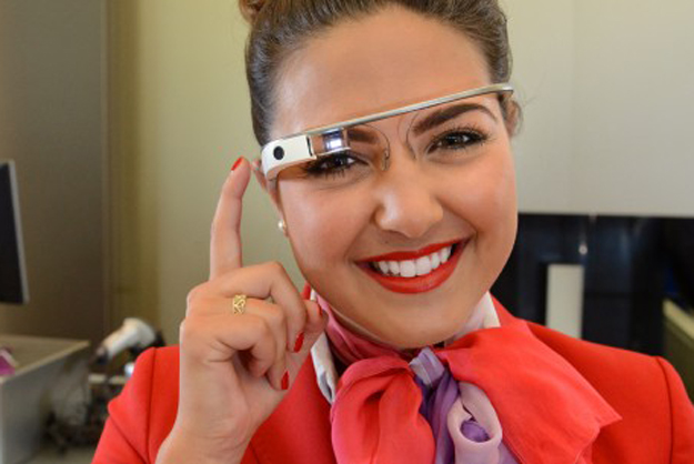 Virgin Staff Uses Google Glass To Offer Personalized Service To Passengers  