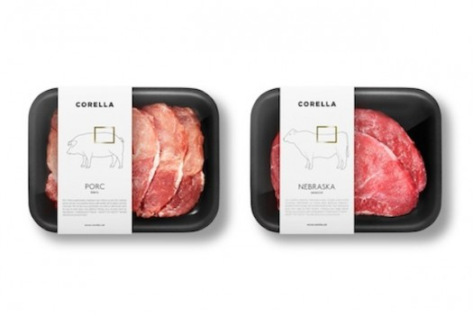 Packaging Shows Exactly Where On The Animal Your Meat Comes From
