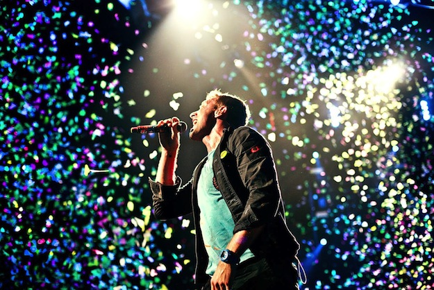 Coldplay Sends Fans On A Treasure Hunt To Find Their New ...