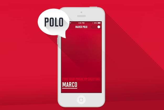 """Find-Your-Phone App Asks People To Play """"Marco Polo"""" With Their Devices  """
