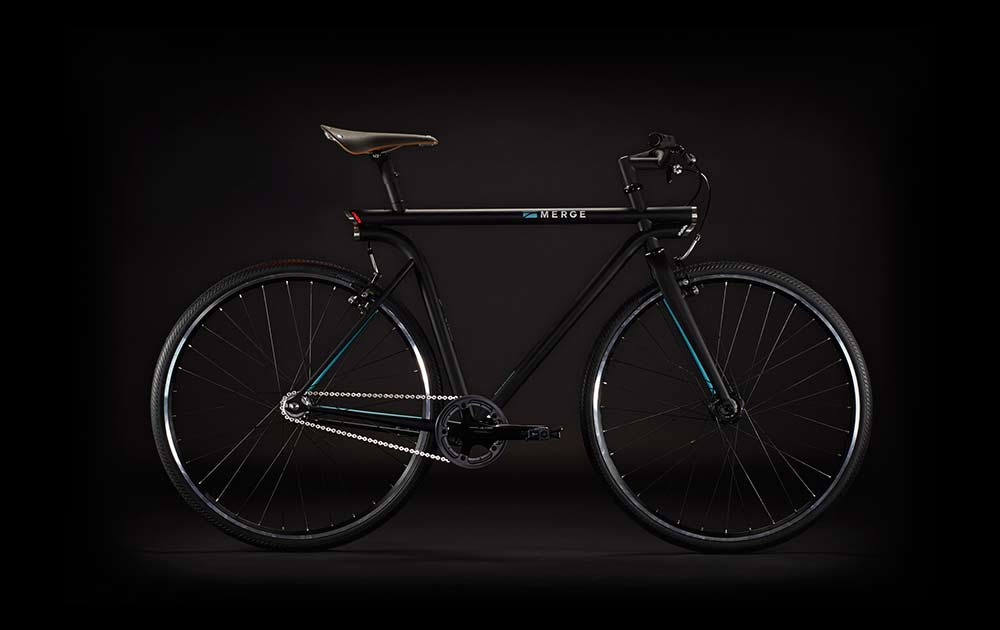 Merge is Designed to be the Ultimate Urban Bicycle for NYC Streets |