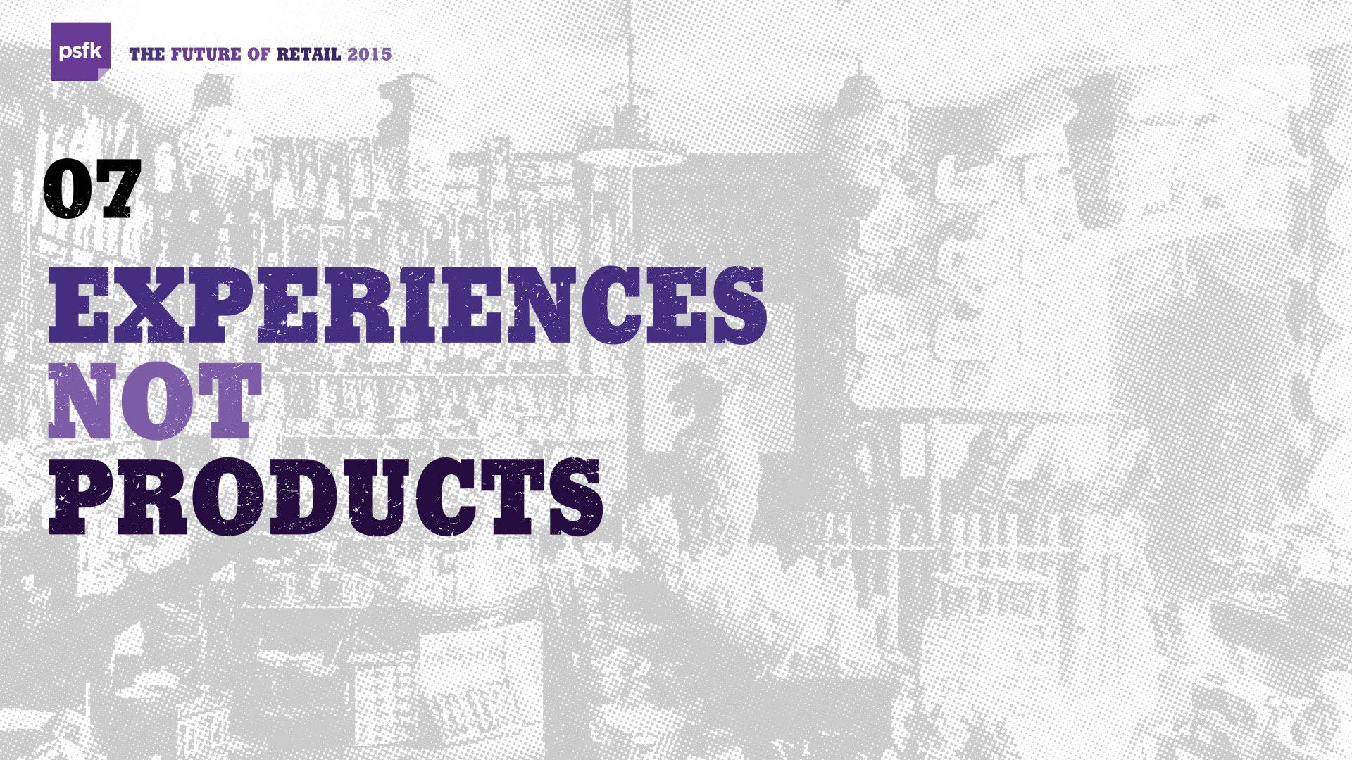 Immersing Shoppers in Product Experiences to Push Sales [Future of Retail]