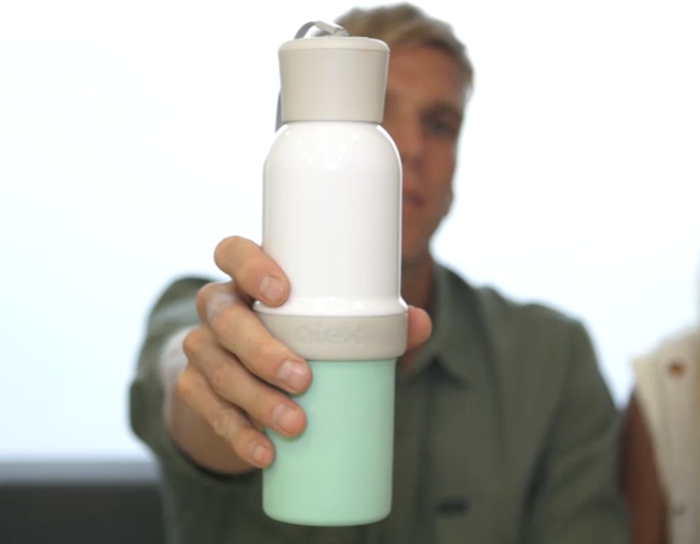 Finally An Easy To Clean Reusable Water Bottle