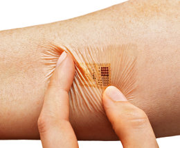 Adhesive Wearables Function As Second Smarter Skin