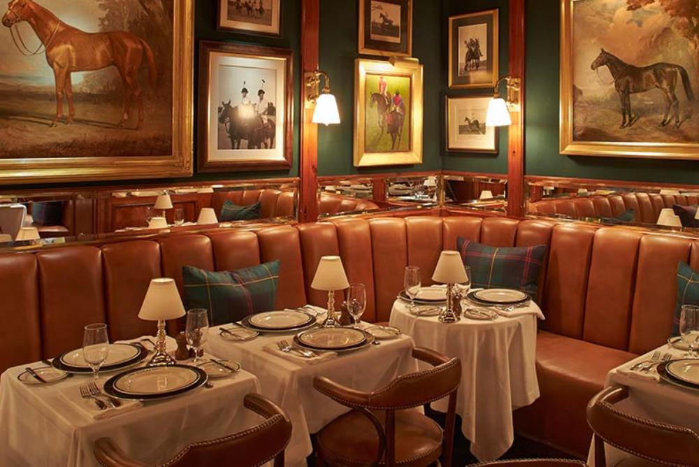 In Ralph York Lauren's City New Restaurant Upcoming oxedrCBW