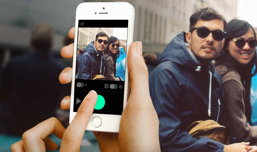 The Disposable Camera Gets a Smartphone Reincarnation