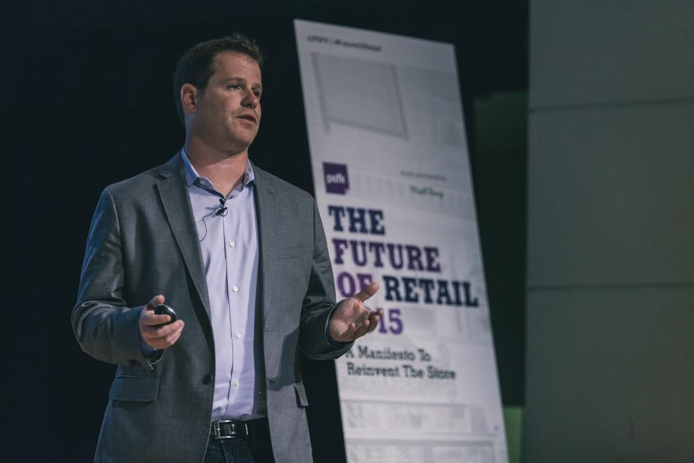 David Blumenfeld, Westfield Labs: How to Create Interactive Window Shopping