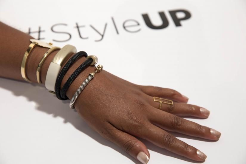 Jawbone UP Nail Art Matches Your Activity Tracking to Your Manicure