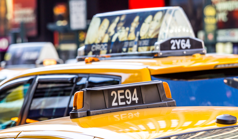 NYC Taxi App Lets You Hail A Cab From Your Phone
