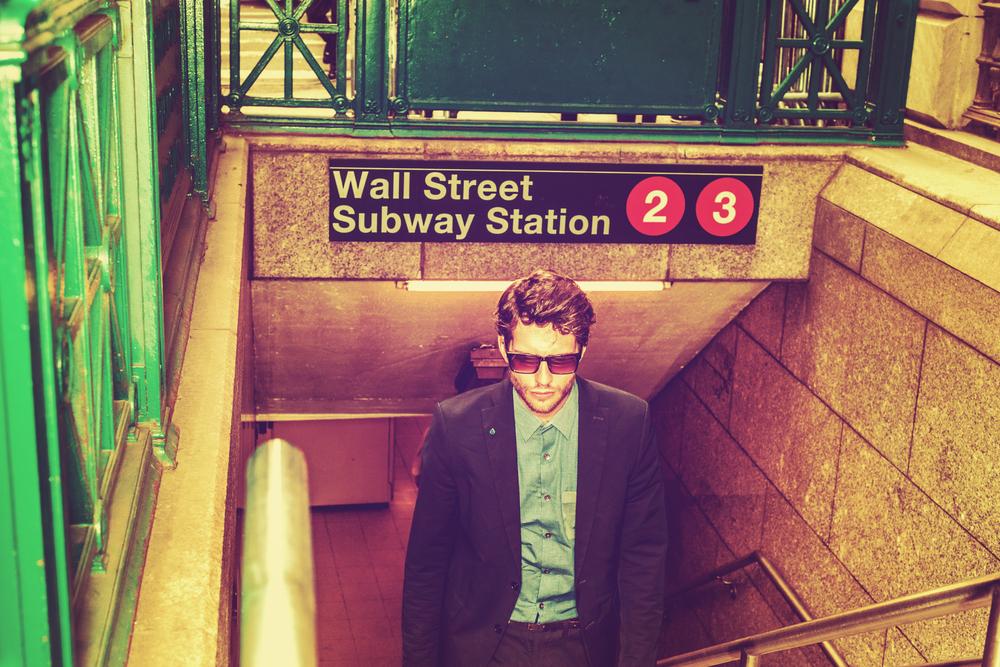 New York City Subway's Hidden Treasures in Illustration