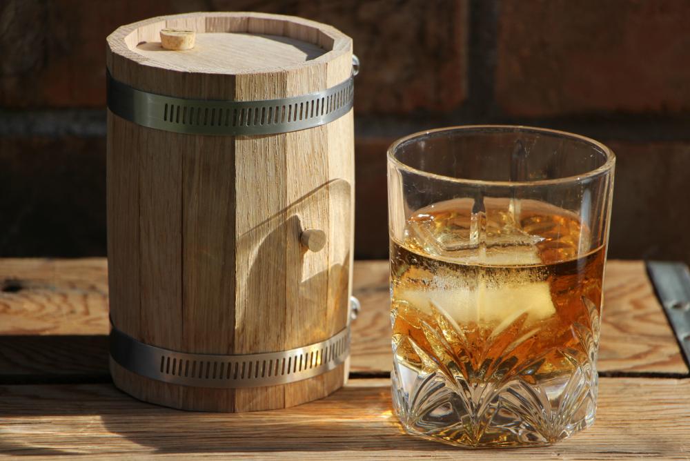 A Build It Yourself Mini Barrel For Diy Aging Spirits
