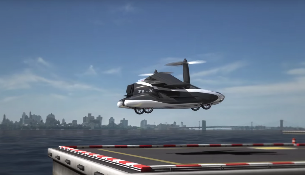 Are These the Flying Cars We've Been Waiting For?