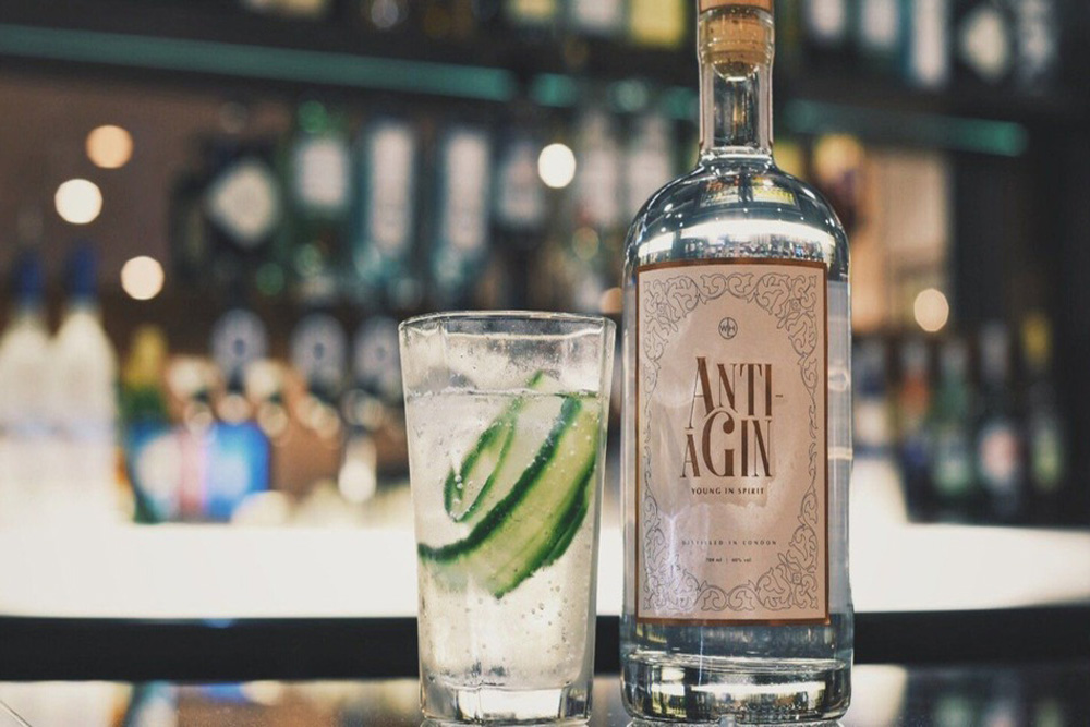 Anti-Aging Gin Claims To Keep Drinkers Looking Young