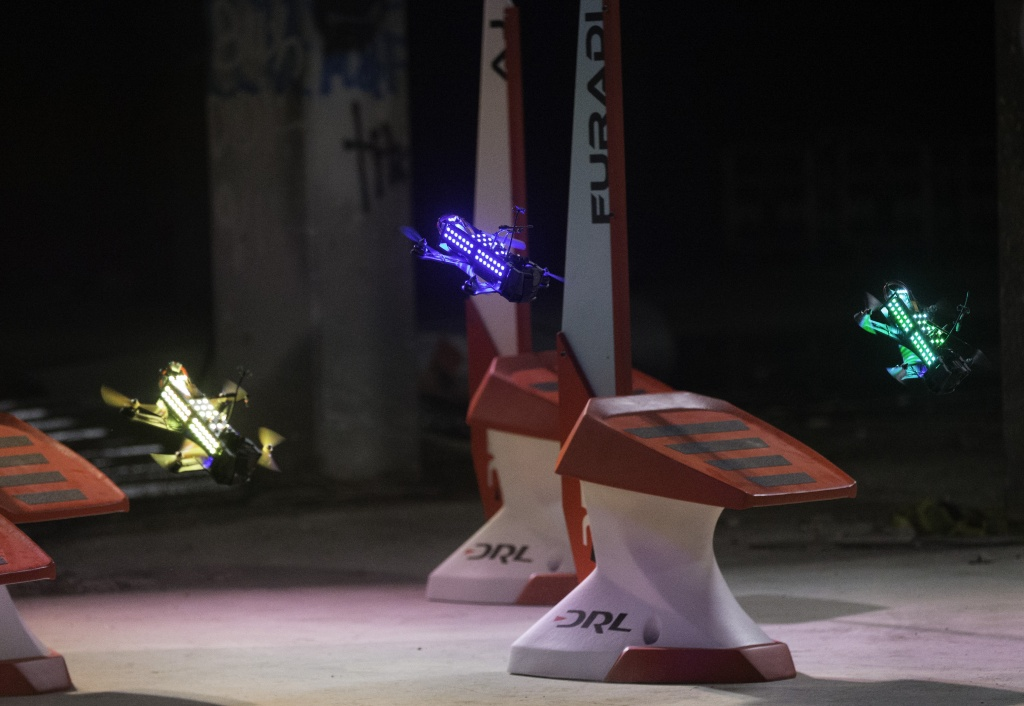 Drone Racing League Founder: Building A High Intensity, Engaging Sport Culture From Scratch