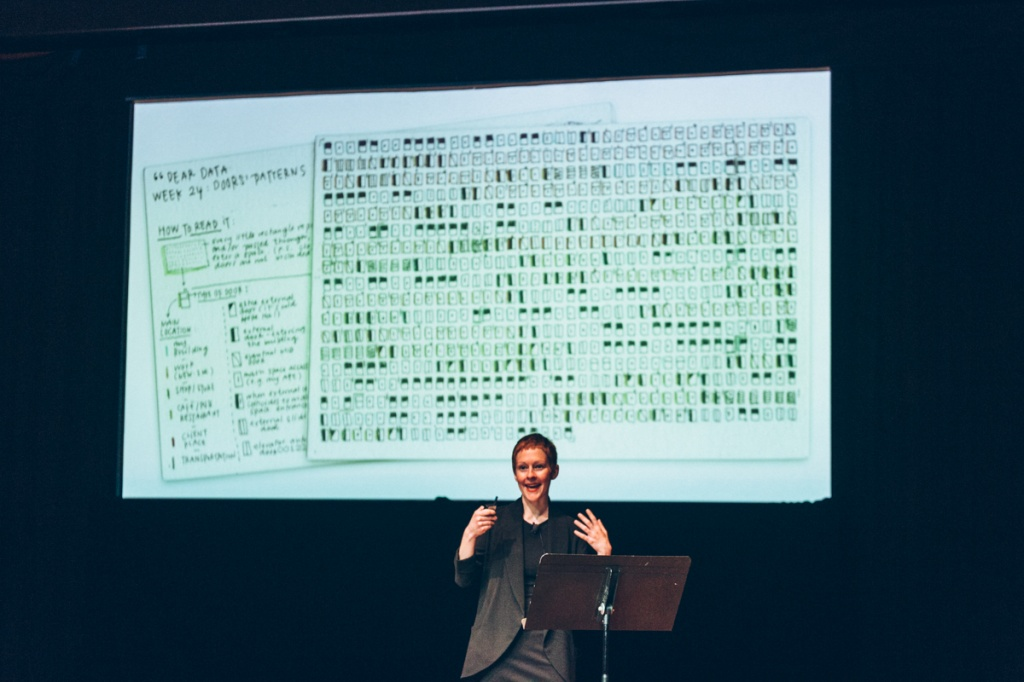 Giorgia Lupi: Bringing A Human Touch To Data