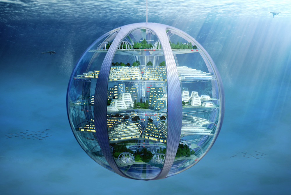 Bubble Cities Could Offer A New Urban Oasis In The Future