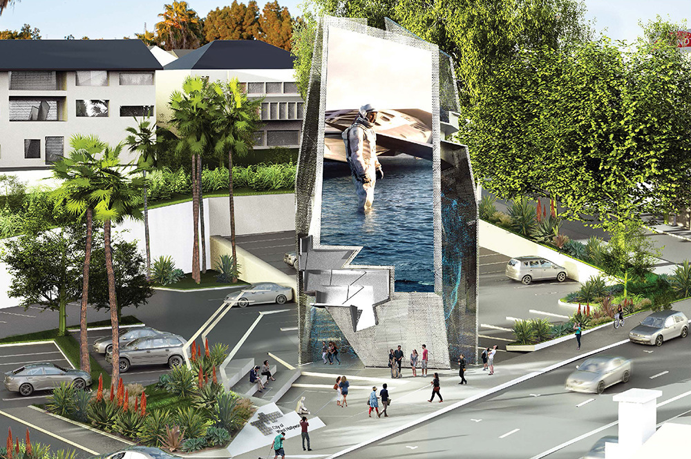 """Advertising Proposal Aims To Be The Most """"Instagrammable Billboard In The World"""""""