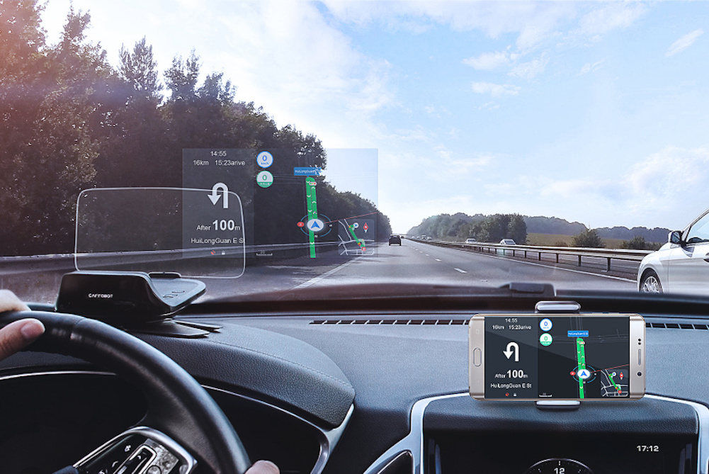 Augmented Reality Capabilities For Any Car On The Road
