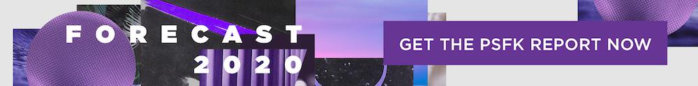 PSFK FOrecast 2020 banner