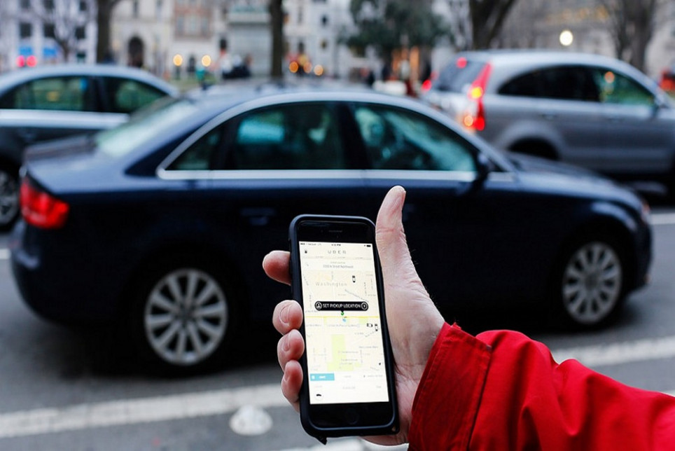 Uber Turns Friends Into Driving Directions