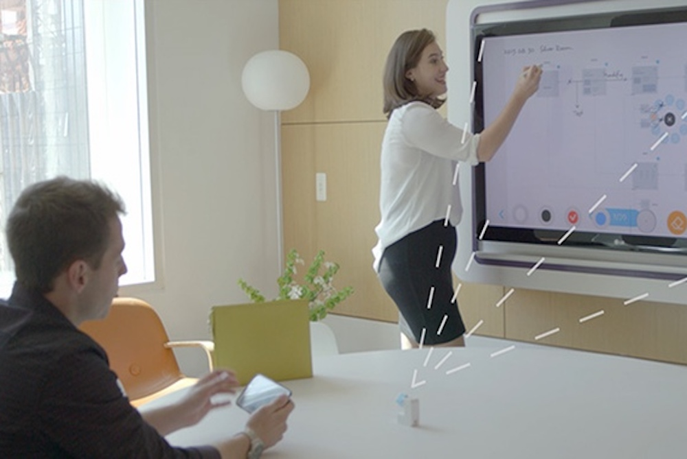 This Device Turns Any Display Into A Personal Whiteboard