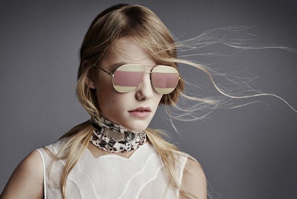 Dior's Frame-Maker Is Building Mind-Reading Smart Glasses