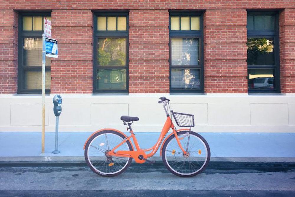 Kiosk-Free Bike Share Program Set Its Sights On San Francisco