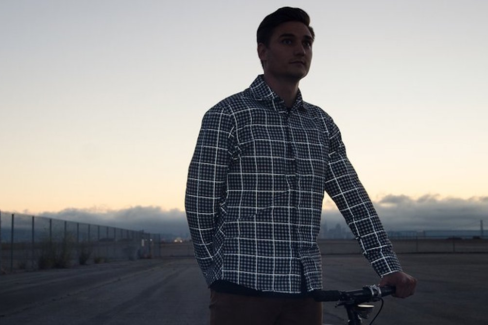 Activewear Reflective Shirt Lets Wearers Go Straight From Office To Activity