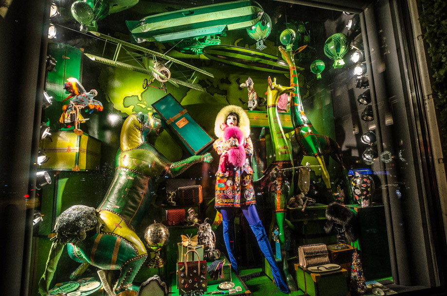 PSFK's New York City Holiday Retail Window Recap