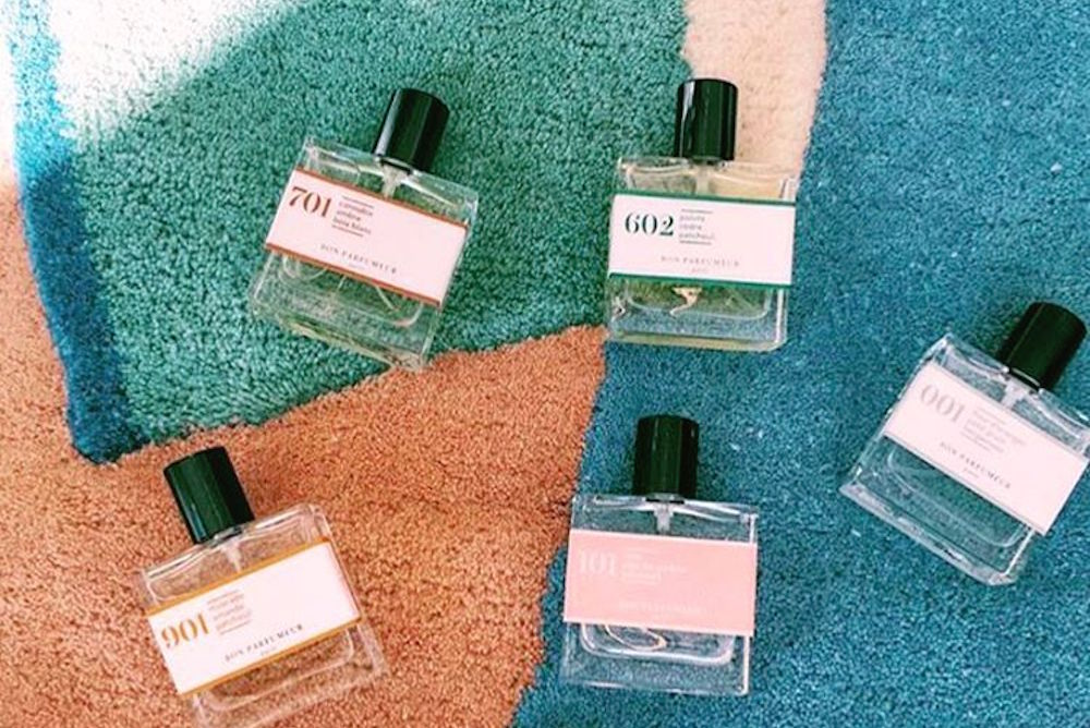 Color-Coded Perfumes Can Be Mixed And Matched For A Unique Scent