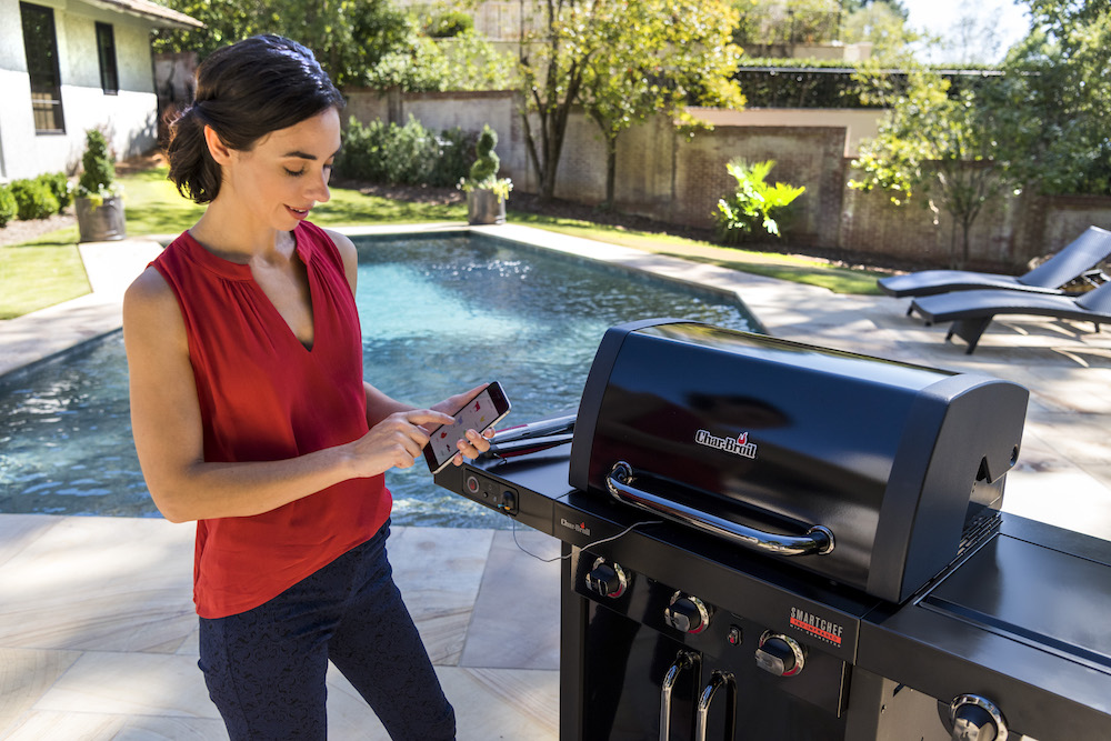 Wi-Fi-Connected Grill Wants To Help Any Chef Cook Well