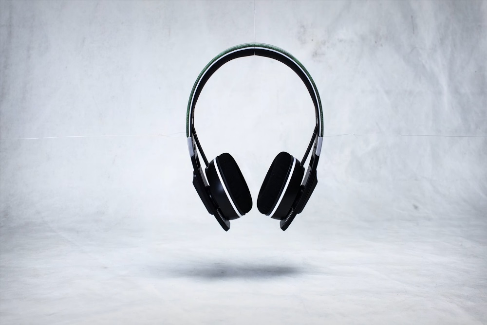 Headphones Created From Recycled Truck Tarp