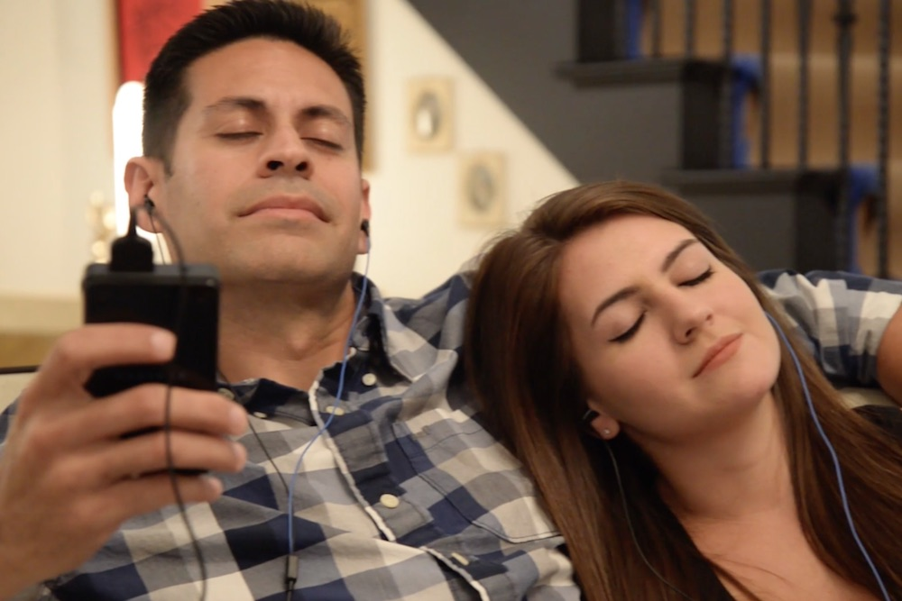 Auditory Device Promises Instant Relaxation