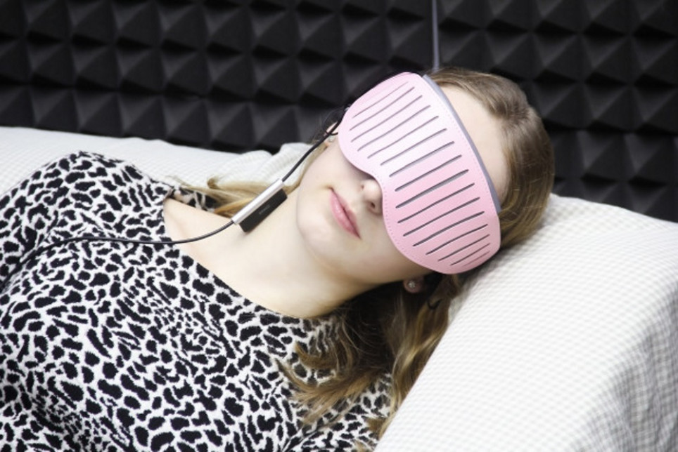 Brain-Monitoring Sleep Mask Claims To Provide The Best Sleep Ever