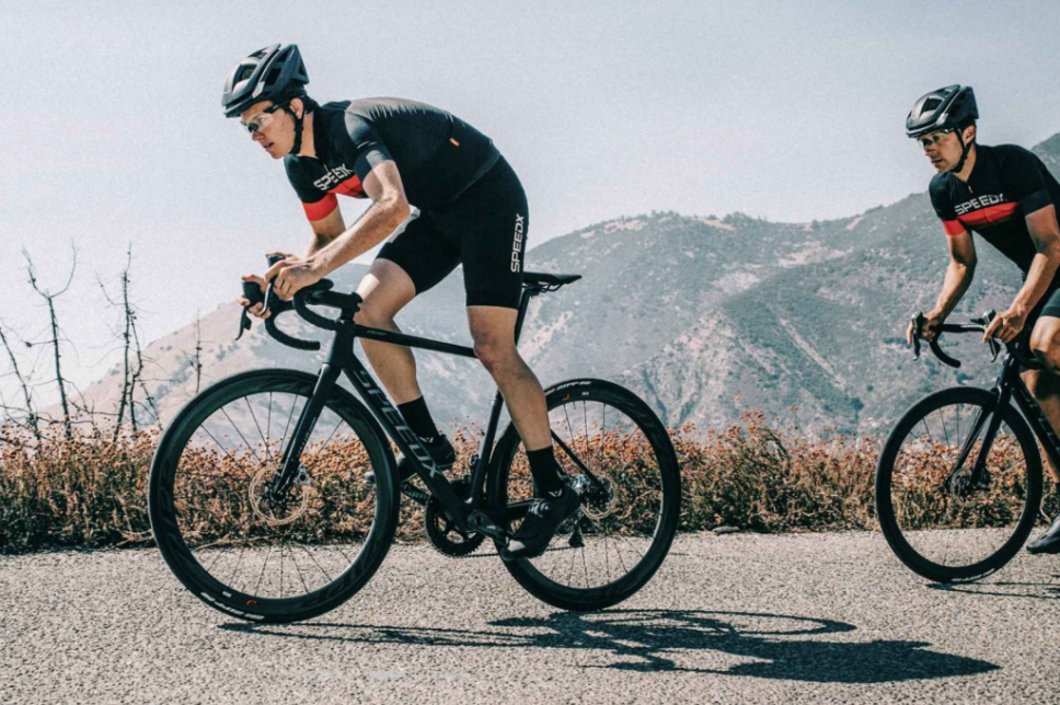 Luxury Road Bike Brings Integrated Technology To The Next Level