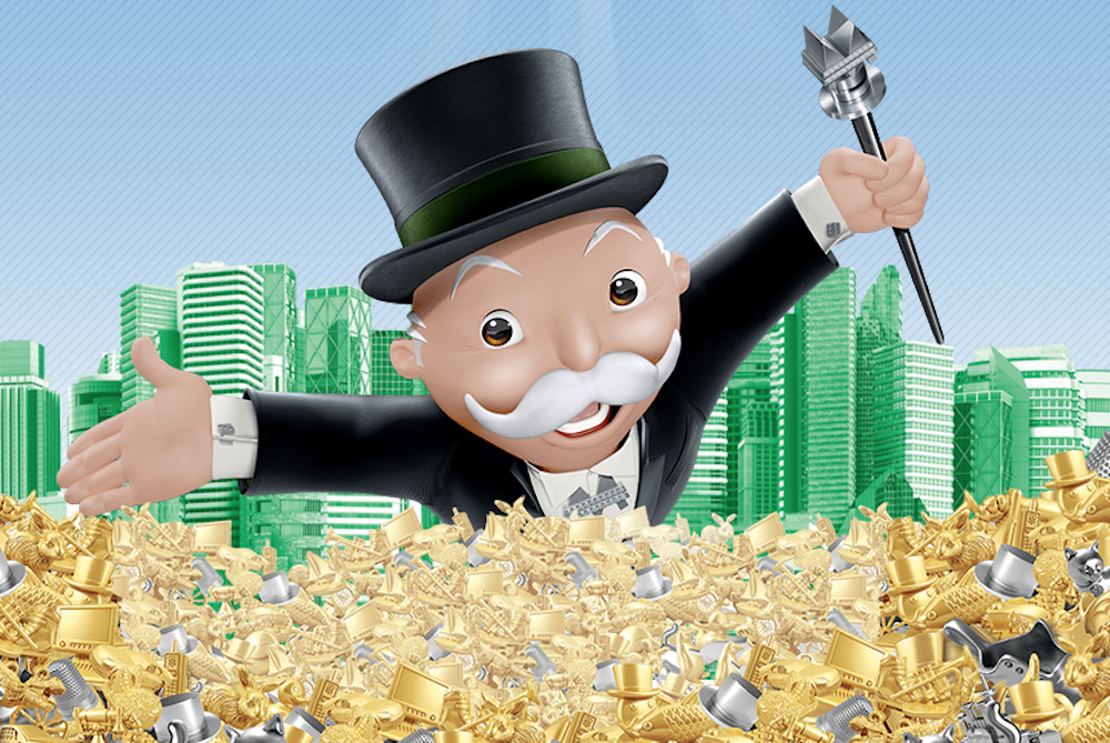 Monopoly Could Replace Its Iconic Pieces With Hashtags And Emojis