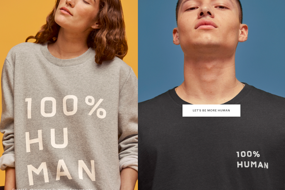 Everlane's Customer Voting System Provides Free Shipping To A Winning Country